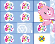 Care bears road trip match game játék